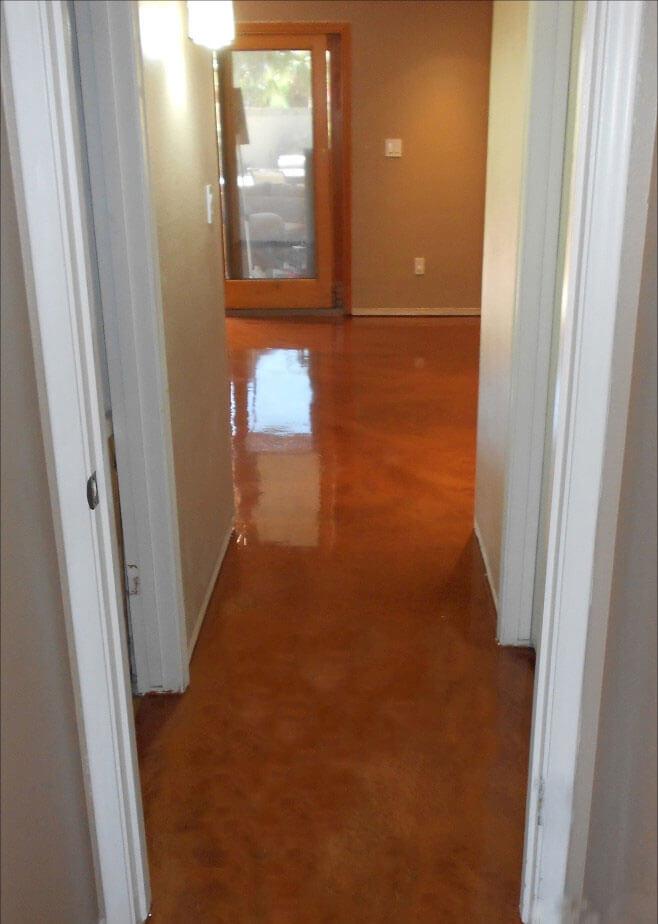 Liquid Art Garage Floor Coating Of Mn