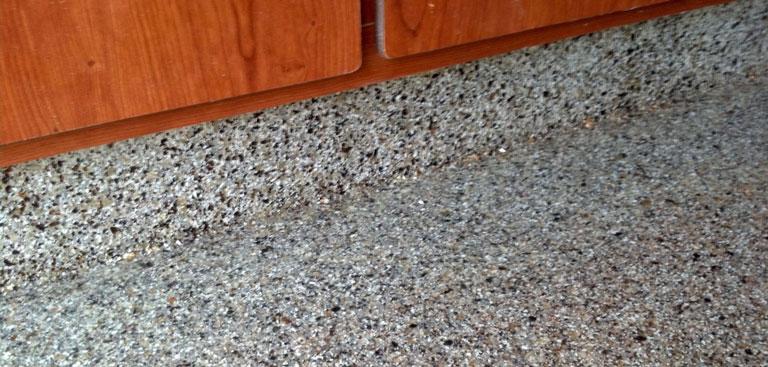 Liquid Stone Garage Floor Coating Of Mn