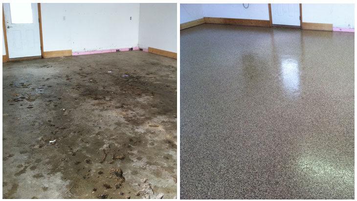 Gallery Garage Floor Coating Of Mn